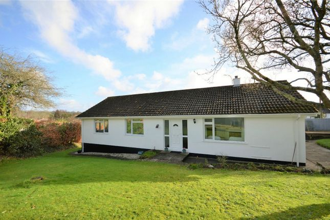Thumbnail Detached bungalow for sale in Cyril Road, Truro, Cornwall