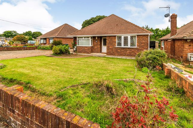 Thumbnail Detached bungalow for sale in Exeter Road, Southampton