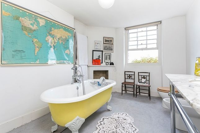 Bathroom of Regents Park Terrace, London NW1