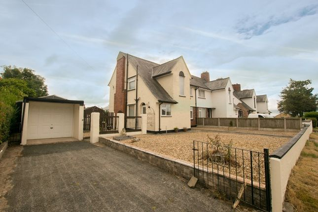 Thumbnail Semi-detached house for sale in 8 Canberra Road, Gretna, Dumfries & Galloway