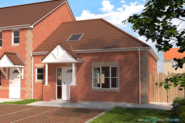 Thumbnail Terraced bungalow for sale in The Goldcrest, Plot 10, Bloomhill Court, Moorends, - Viewing Essential