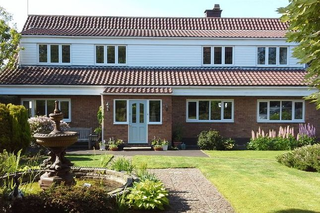 Thumbnail Detached house for sale in Edge Hill, Darras Hall Estate, Ponteland