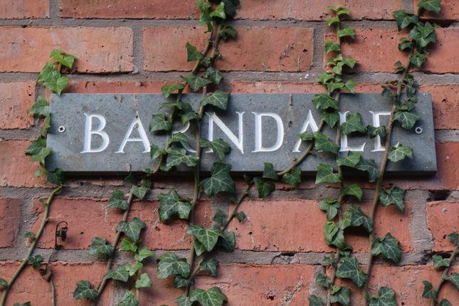 Thumbnail Barn conversion to rent in Barndale, Hoar Cross, Staffs