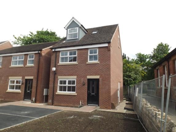 Thumbnail Detached house for sale in Hayman's Corner, Mansfield Woodhouse, Nottinghamshire