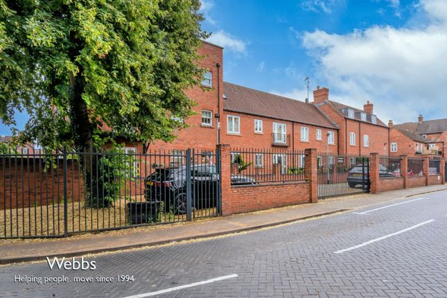 Thumbnail Flat for sale in Bird Street, Lichfield