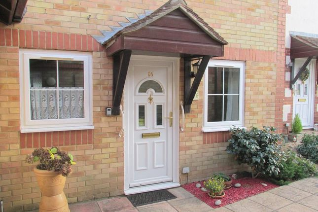 Thumbnail Flat for sale in Dove Court, Sherwood Road, North Bersted, Bognor Regis, West Sussex