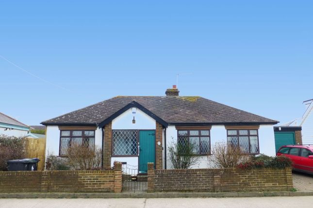 Thumbnail Bungalow to rent in Admiralty Walk, Seasalter, Whitstable