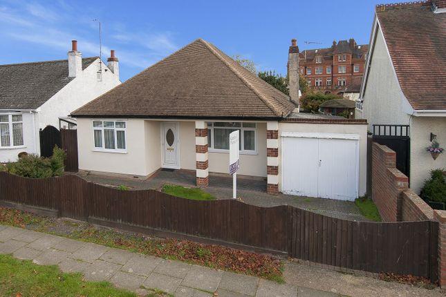Thumbnail Detached bungalow for sale in Pier Avenue, Herne Bay, Kent