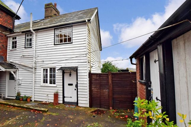 Rear Elevation of Station Hill, East Farleigh, Maidstone, Kent ME15