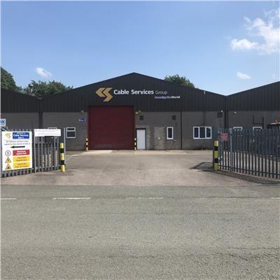 Thumbnail Industrial to let in Unit 2, Rhosddu Industrial Estate, Old Rhosrobin, Wrexham, Wrexham