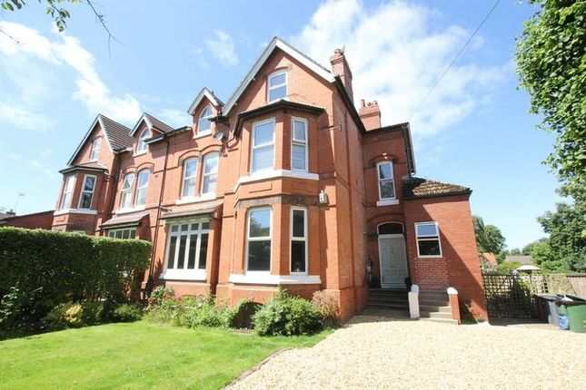 Thumbnail Semi-detached house for sale in Kingsmead Road South, Oxton, Wirral
