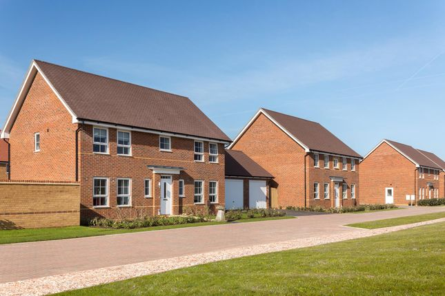 "Thumbnail Detached house for sale in ""Oakhampton"" at Drift Road, Selsey, Chichester"