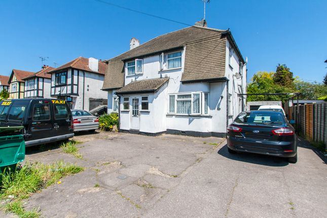 Thumbnail Detached bungalow for sale in Prince Avenue, Southend-On-Sea