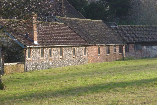 Thumbnail Barn conversion to rent in Chawton, Alton