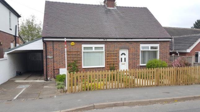 Thumbnail Bungalow for sale in Potters Lane, Polesworth, Tamworth, Warwickshire