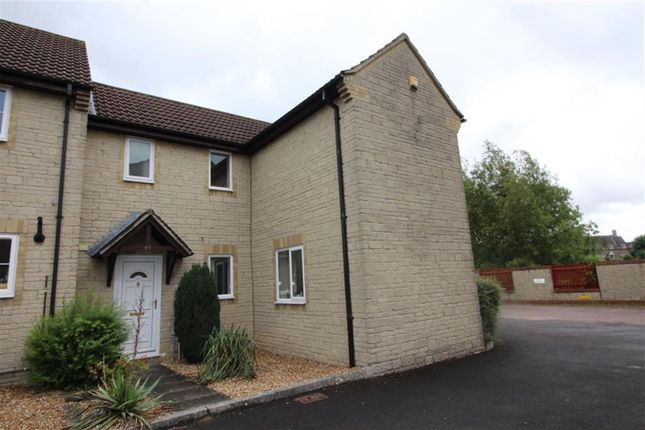 Thumbnail End terrace house for sale in Couzens Close, Chipping Sodbury, Bristol