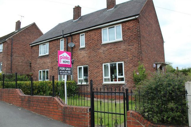 3 bed semi-detached house for sale in Greno Crescent, Grenoside, Sheffield, South Yorkshire