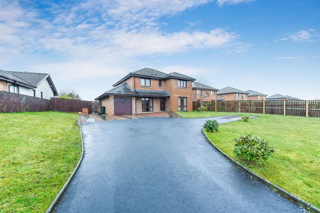 Thumbnail Detached house for sale in Plann Road, Knockentiber, Kilmarnock