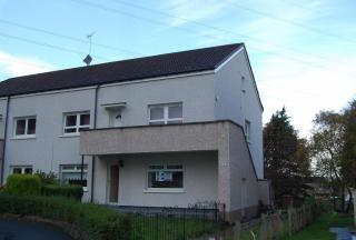 Thumbnail Flat to rent in Kelhead Place, Penilee, Glasgow