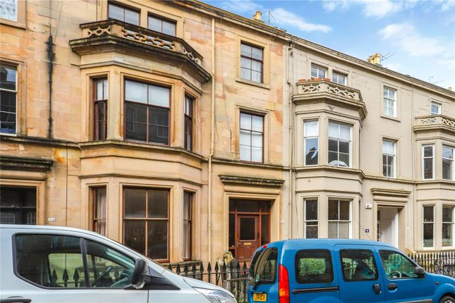 Thumbnail Flat for sale in 0/1, Cecil Street, Glasgow