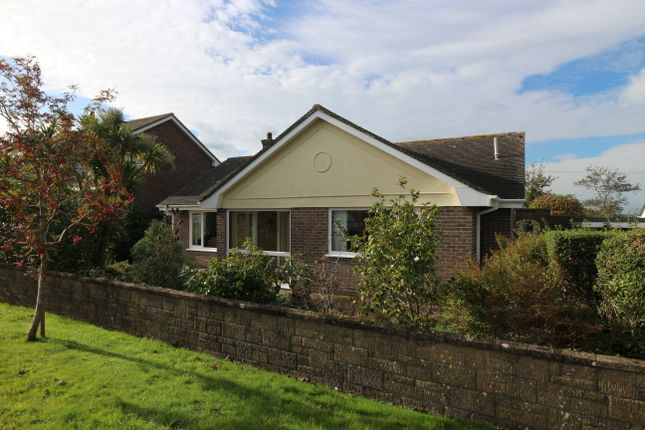 Thumbnail Detached bungalow for sale in Tehidy Gardens, Camborne