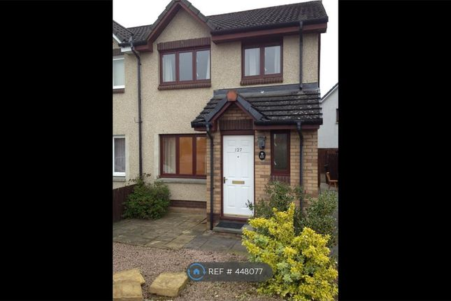 Thumbnail Semi-detached house to rent in Castle Heather Drive, Inverness