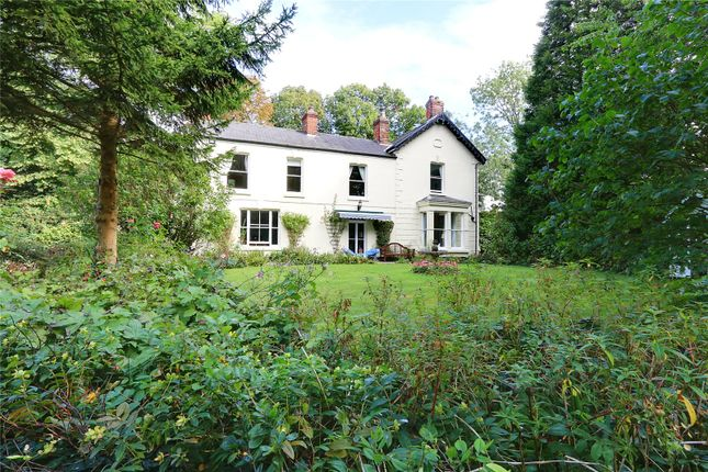 Thumbnail Detached house for sale in Abbey Road, Ulceby, Lincolnshire