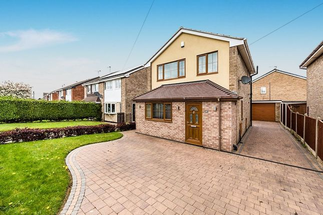 Thumbnail Detached house for sale in Holly Dene, Armthorpe, Doncaster