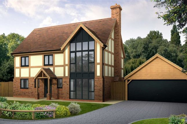Thumbnail Detached house for sale in Limes Field, Off Limes Paddock, Shrewsbury