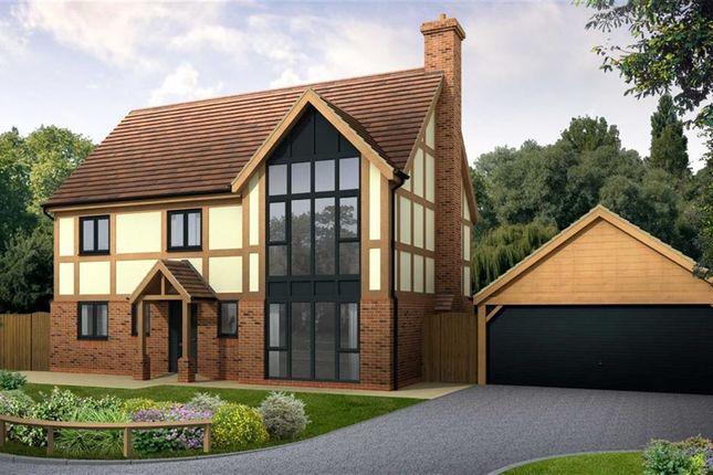 Thumbnail Detached house for sale in Limes Paddock, Dorrington