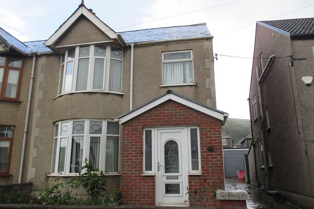 3 bed semi-detached house for sale in Wern Road, Port Talbot, Neath Port Talbot. SA13