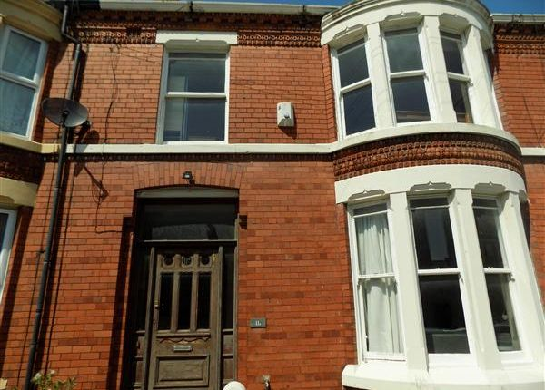 Thumbnail Terraced house to rent in Peterborough Road, Wavertree, Liverpool
