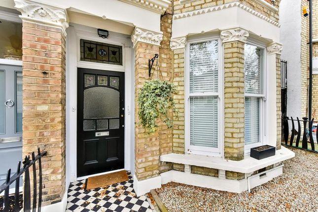Thumbnail Flat for sale in Marsden Road, London