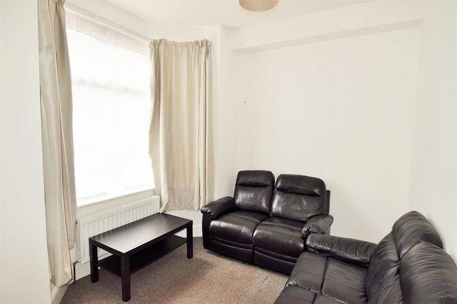 Lounge of Wellesley Road, Longlands, Middlesbrough TS4
