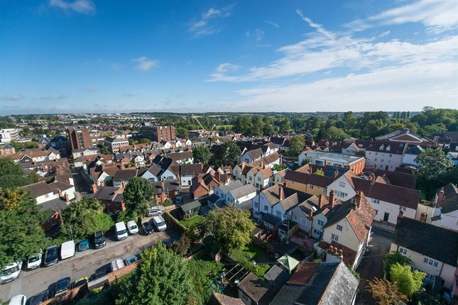 Thumbnail Penthouse for sale in West Stockwell Street, Colchester