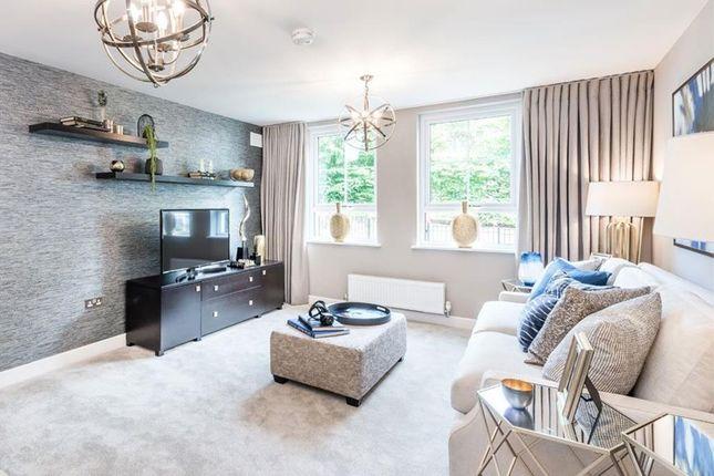 "Thumbnail Detached house for sale in ""Colville"" at East Calder, Livingston"