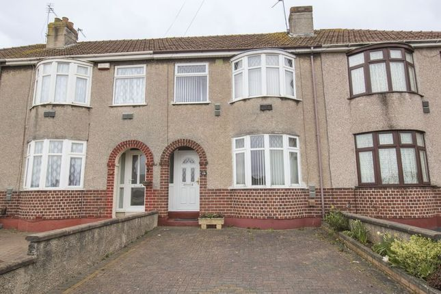 Thumbnail Terraced house for sale in Station Road, Filton, Bristol