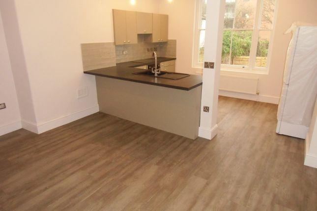 Thumbnail Flat to rent in Talbot Lane, Leicester