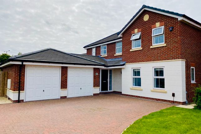 Thumbnail Detached house for sale in Redwood Avenue, Blackpool