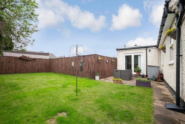 Rear Garden of Jackson Avenue, Ponteland, Northumberland, Tyne & Wear NE20