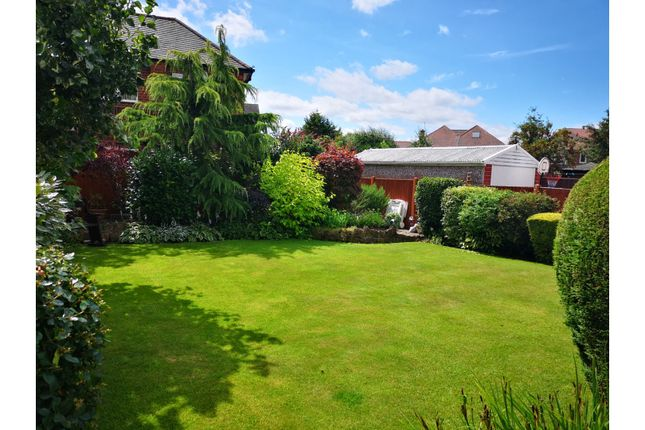 Garden of Goodwood Road, Wollaton, Nottingham NG8