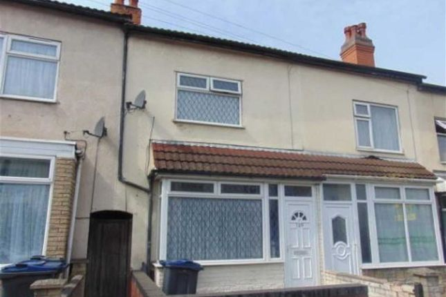 Thumbnail Property to rent in Third Avenue, Bordesley Green, Birmingham