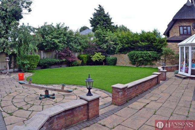 Thumbnail Detached house to rent in Ardleigh Green Road, Emerson Park