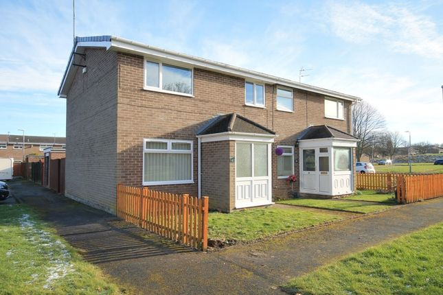 Thumbnail Semi-detached house to rent in Lingholme, Chester Le Street