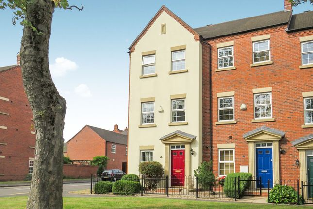 Thumbnail End terrace house for sale in Pennyhill Lane, West Bromwich