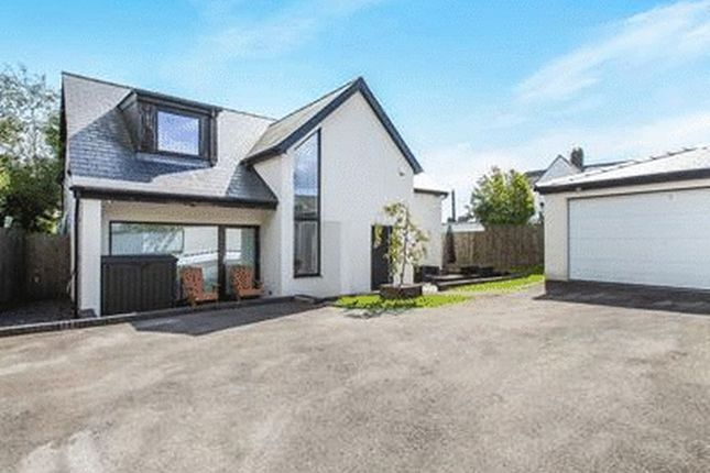 Thumbnail Detached house for sale in Park Road, Barry