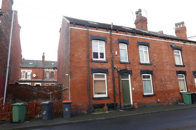 Thumbnail End terrace house for sale in Aberdeen Road, Armley, Leeds