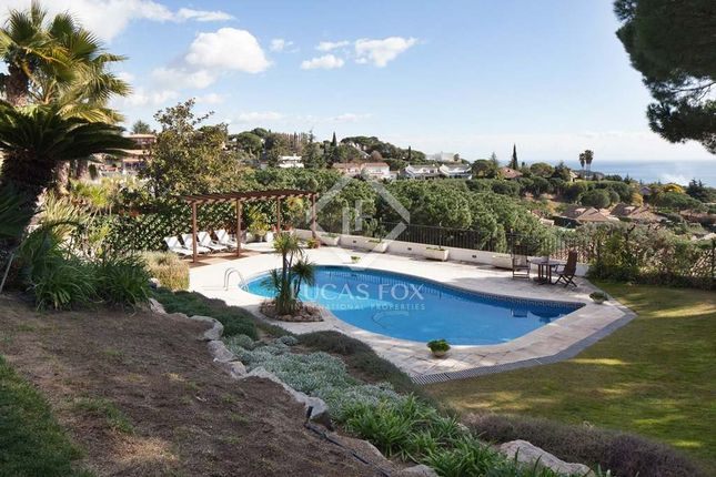 Thumbnail Villa for sale in Spain, Barcelona North Coast (Maresme), Supermaresme, Lfs4997