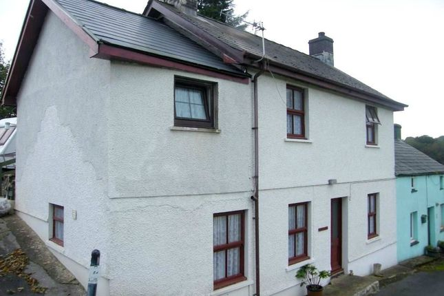 Thumbnail Semi-detached house for sale in Llanwnnen, Lampeter