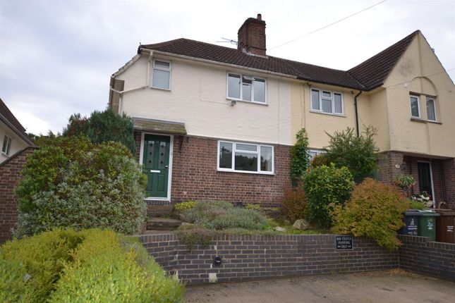 Thumbnail End terrace house for sale in Beacon Road, Woodhouse Eaves, Leicestershire